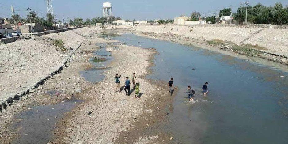 فتش عن أردوغان وإيران والمهدي المنتظر.. تفاصيل أزمة جفاف نهر دجلة في العراق