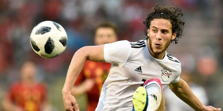 مصر وبلجيكا.. المنتخب يخسر آخر ودياته استعداداً لكأس العالم بثلاثة أهداف نظيفة
