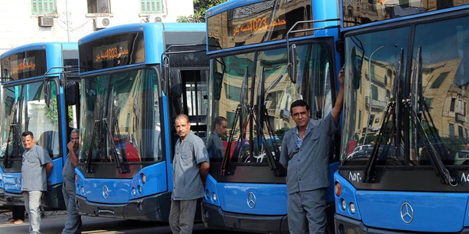 130 أتوبيسا و1200 ميني باص.. خطة القاهرة الكبرى لتغطية قطاع النقل في العيد
