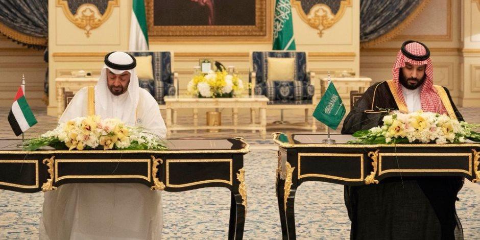 مجلس التنسيق السعودي الإماراتي.. الخليج يحتفي بقوة جديدة وبداية تحول تاريخي