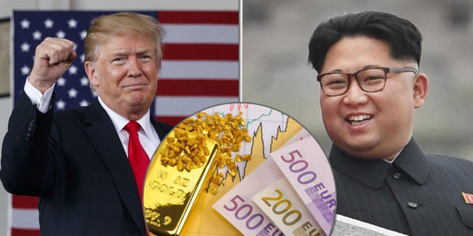 ارتفاع سعر الذهب وصعود اليورو.. هل نقطف ثمار القمة الأمريكية الكورية؟