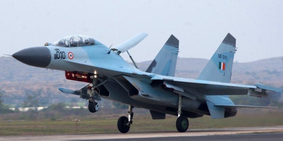 الطيران الروسي ير د بطائرات سو 34 على هجمات الإرهابيين فى حلب