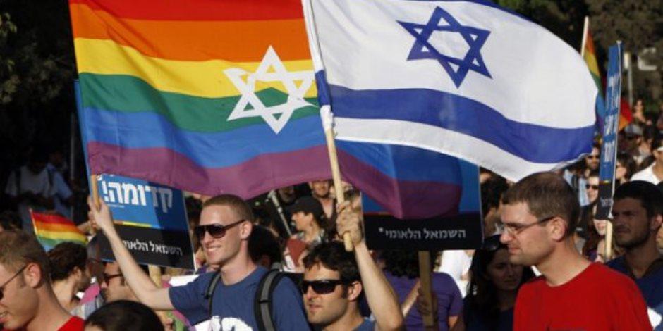 إسرائيل تؤمن مسيرة «الشواذ» وتقتل  مسيرات الحقوق الفلسطينية
