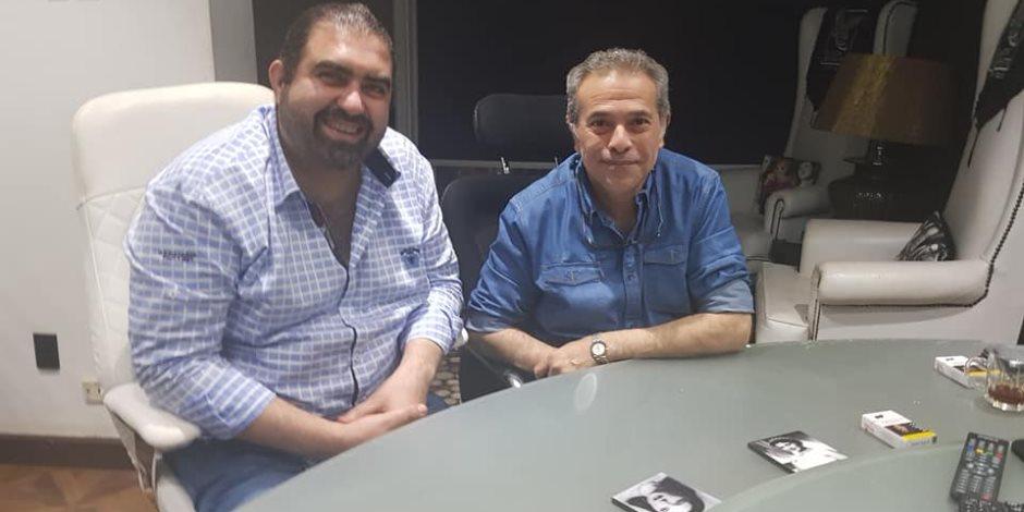 «مش هيضرب الودع».. توفيق عكاشة يعود للشاشة على قناة العاصمة