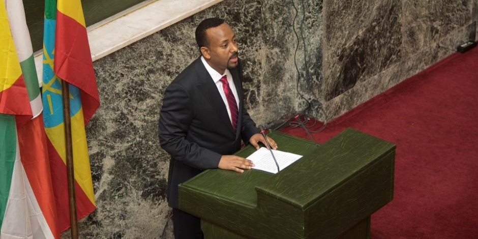 رئيس الوزراء الإثيوبي يشكر الرئيس السيسي على مبادرة العفو عن مسجوني بلاده