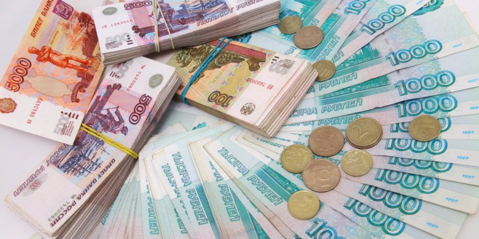 اسعار الروبل الروسى مقابل الدولار الأمريكي والجنيه المصري اليوم الثلاثاء