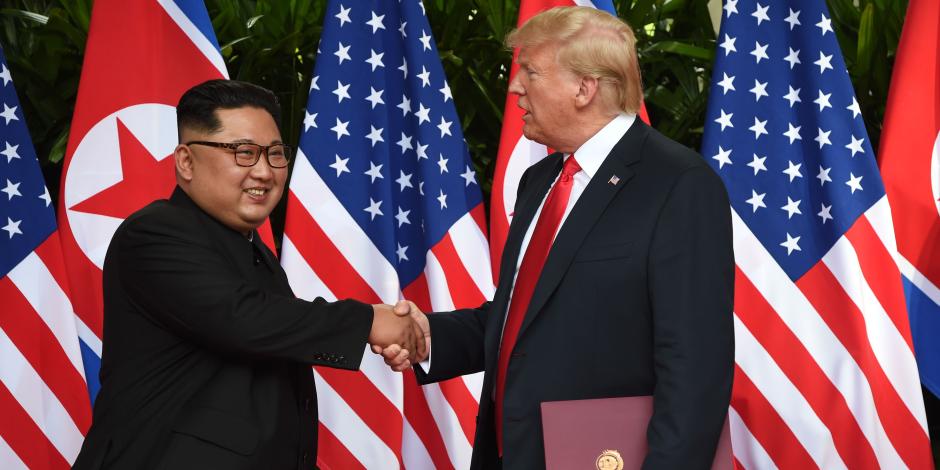 ترامب صب غضبه على مساعديه.. الخداع الكوري الشمالي يزيد مخاوف واشنطن