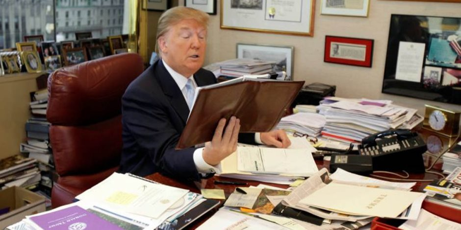 «ريمة وعادتها القديمة».. سر غريب عن ترامب يكشفه موظفان مُقالان