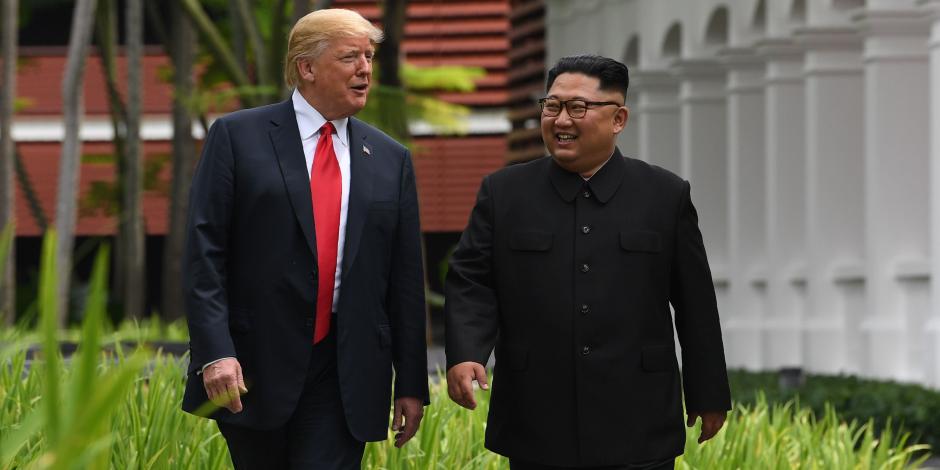 ترامب VS كيم جونج.. علاقة «البيضة والفرخة» بالأزمة الأمريكية الكورية