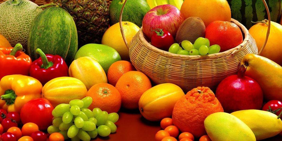 اسعار الفاكهة اليوم الأربعاء 13/ 6/ 2018.. المشمش بـ18 جنيها للكيلو والعنب بـ6