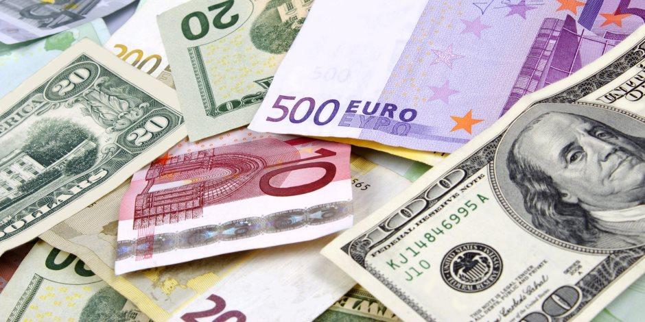 اسعار العملات اليوم الأربعاء 20-6-2018 في مصر.. استقرار الدولار وتراجع اليورو
