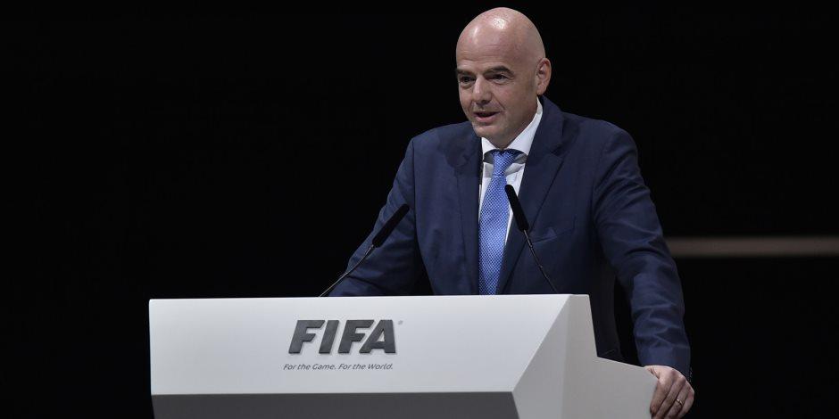 """""""الفيفا"""" يؤكد حق مصر في إذاعة 22 مباراة بكأس العالم"""