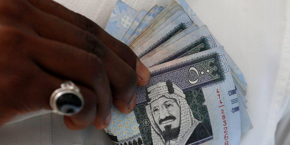 سعر الريال السعودي اليوم الخميس 14-6-2018.. استقرار عملة المملكة بعد موسم العمرة