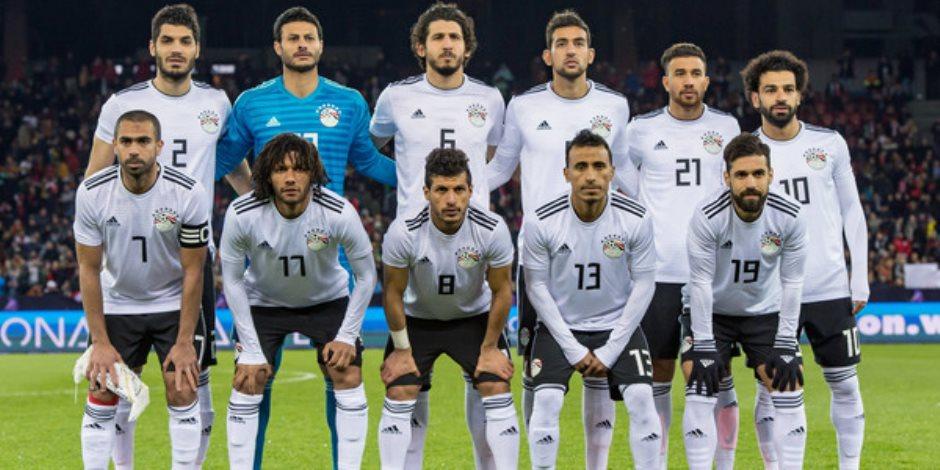 15 دقيقة.. التعادل السلبي يسيطر على مباراة مصر واوروجواي (صور)