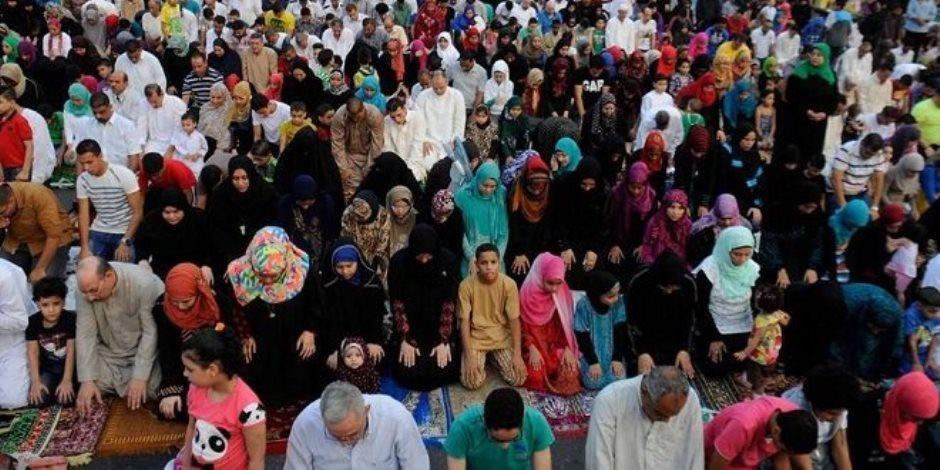 30% من عيد الفطر في العالم.. شاهد أجمل 12 صورة للعيد من إندونيسيا والهند