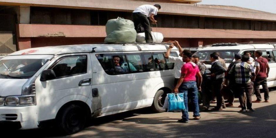 3 إجراءات تمنع استغلال «الميكروباصات».. كيف تواجه الدولة مافيا السائقين؟