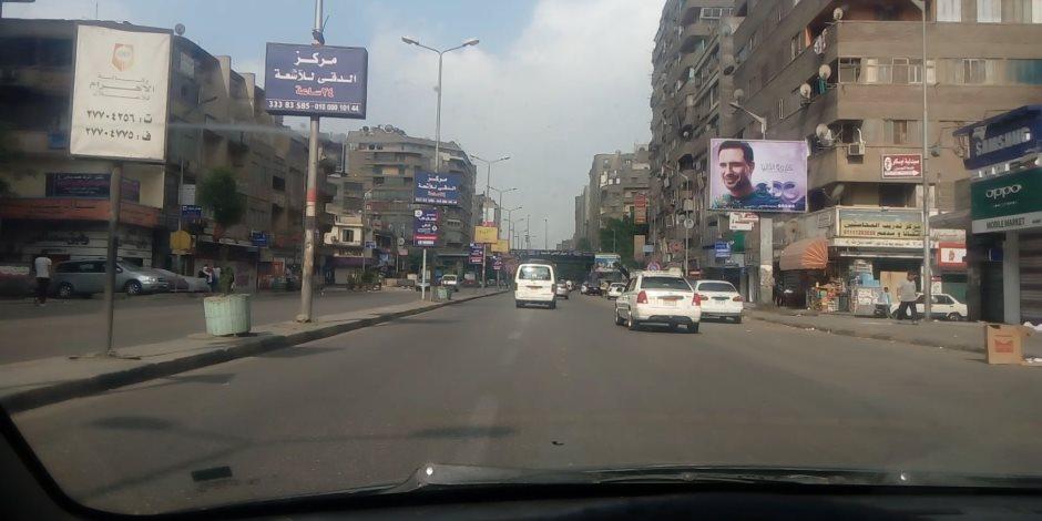 الشوارع فلة شمعة منورة.. قبل ما تنزل من بيتك تعرف على حالة المرور اليوم السبت