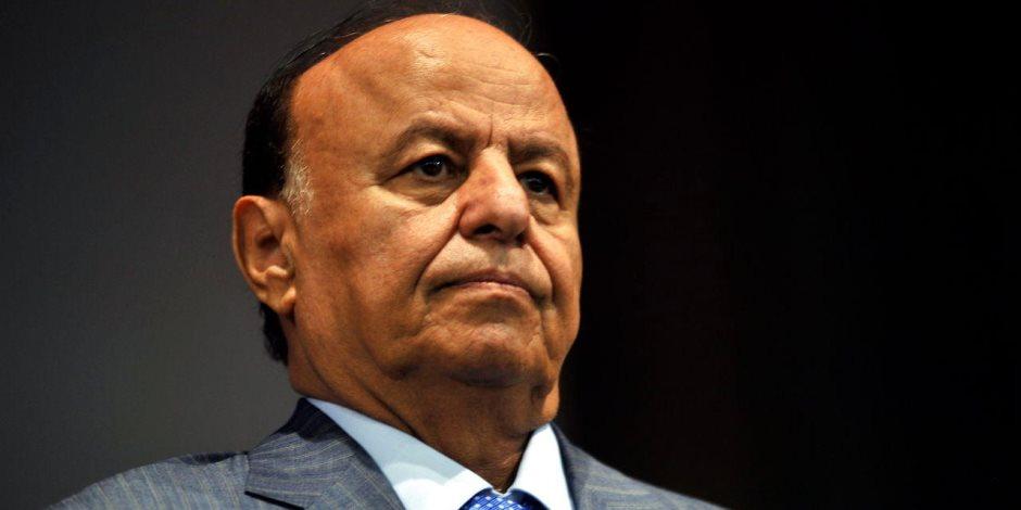 بشائر النصر قادمة على الميليشيات الحوثية.. عبدربه منصور يتحدث عن انتفاضة شعبية بالمحافظات