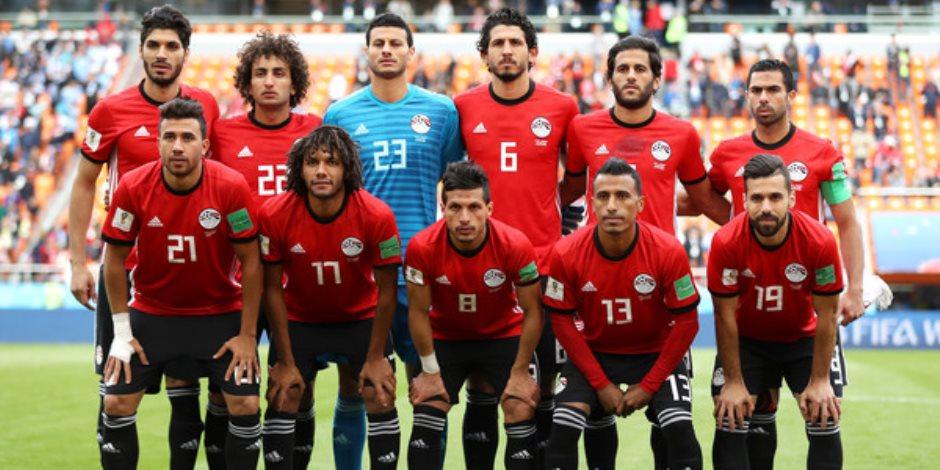 نؤمن بقدرتنا على تحقيق الفوز والتأهل.. هكذا يستعد لاعبو منتخب مصر قبل مباراة روسيا