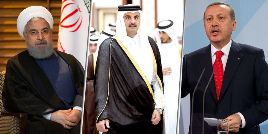 لهذه الأسباب تدعم قطر وتركيا الإخوان.. الدوحة تبحث عن دور للخليفة العثماني