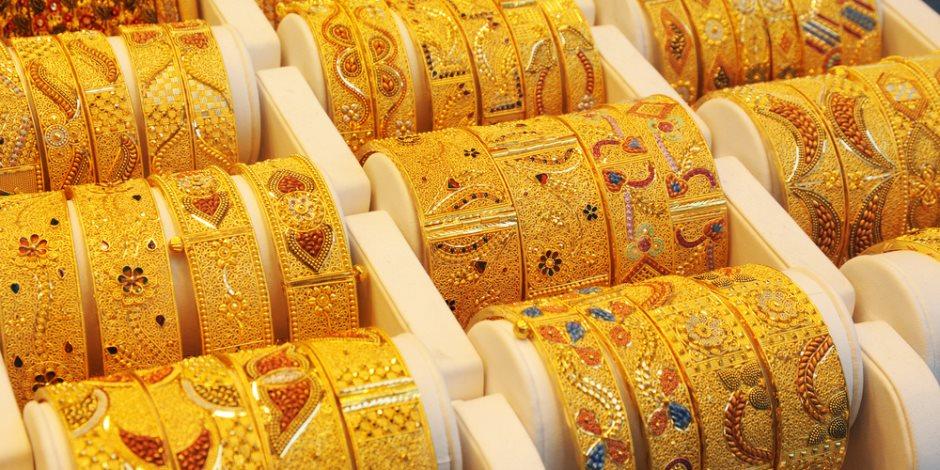 أسعار الذهب اليوم الإثنين 25-6-2018 في مصر.. عيار 18 يسجل 551 جنيها