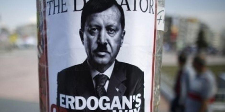«اللي بيته من أردوغان ميحدفش الناس بحقوق الإنسان».. جرائم رئيس تركيا ضد الحريات