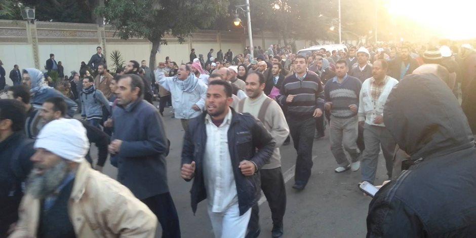 لعنات دماء المصريين تلاحق إخوان المرشد: «جبنة نستو يا معفنين»