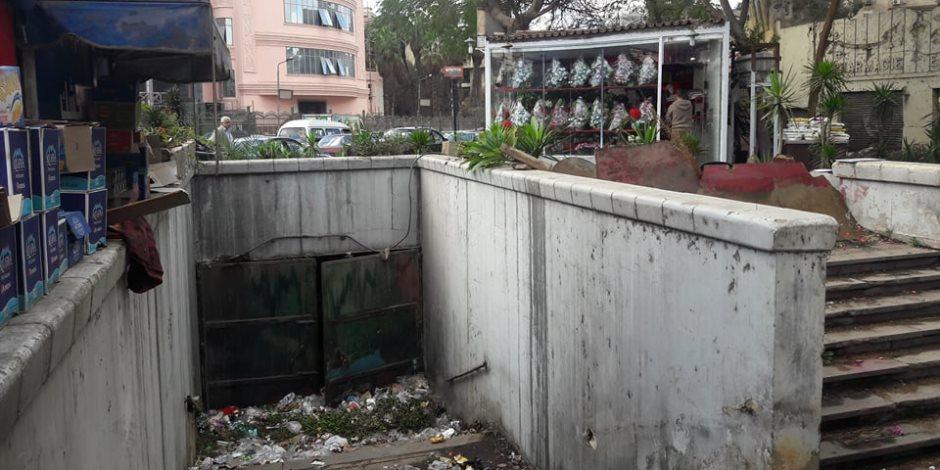 مدخل الجيزة يكشف عورات قيادات المحافظة: فضلات آدمية.. وبلطجة بلا حدود (صور)