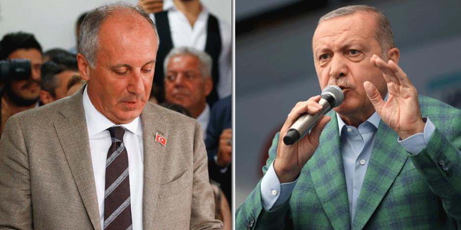 ما أشبه الليلة بالبارحة.. أردوغان يعلن نفسه رئيسا لتركيا قبل إعلان النتيجة رسميا