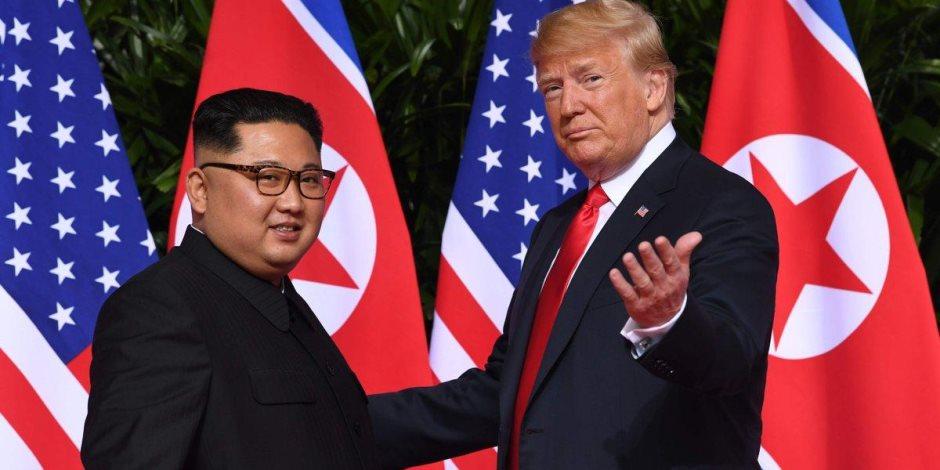 كلام أمريكا مدهون بزبدة.. تحرش جديد من ترامب بكوريا الشمالية بعد 10 أيام من لقاء كيم