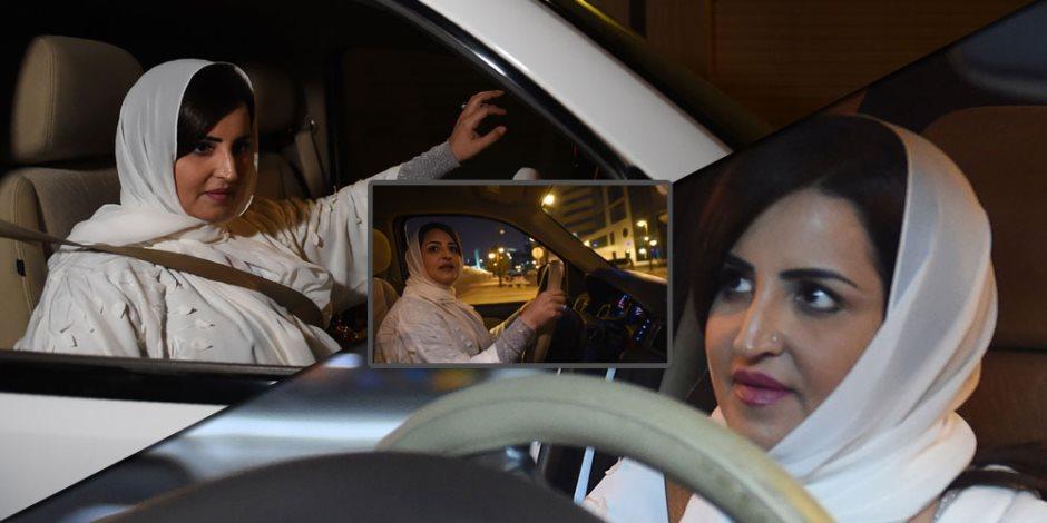 شوارع المملكة تسير على إيقاع السعوديات.. 10 حكايات من أول يوم قيادة سيارات (صور)