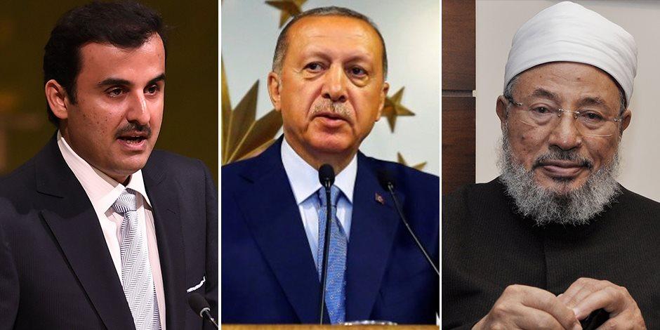 في ذكرى نذالة تميم وانقلابه على والده: قطر وتركيا وثالثهما الإخوان