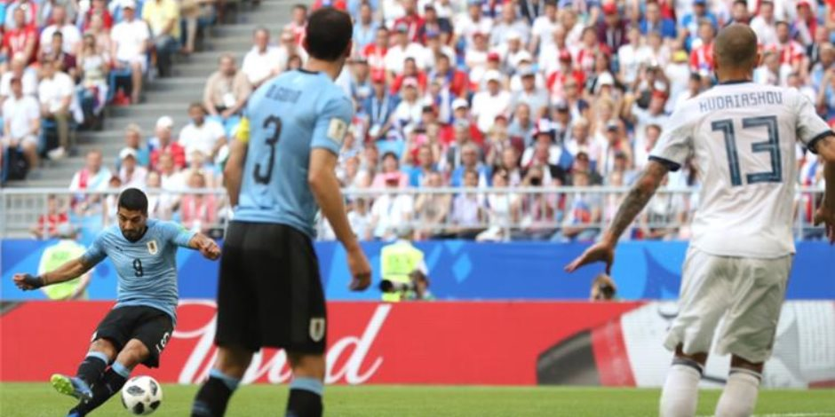 ترتيب المجموعة الأولي فى بطولة كأس العالم 2018 بعد خسارة روسيا اليوم