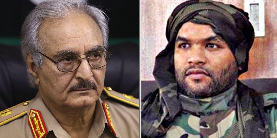 بعد سيطرة الجيش الليبي على الهلال النفطي.. سر عداء الإرهابي الجضران للمشير حفتر
