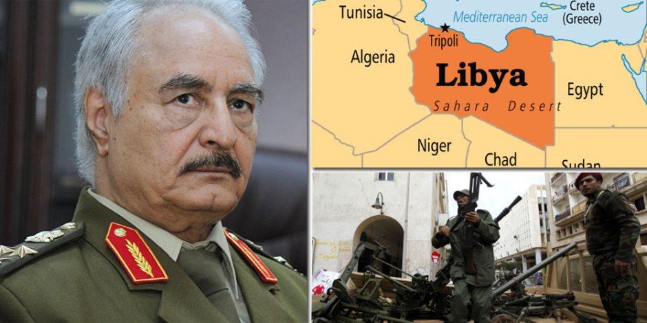 ليبيا × 24 ساعة.. الجيش الليبي vs الجماعات الإرهابية