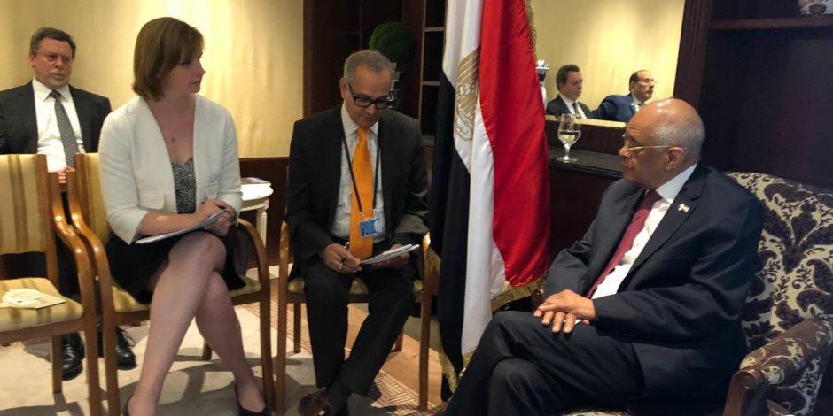 «معندناش مستخبي».. حقوق الإنسان في مصر أمام «البوندستاج» الألمانى