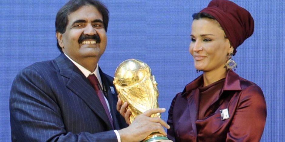 مونديال 2022 في قطر.. حكايات فساد تنظيم الحمدين