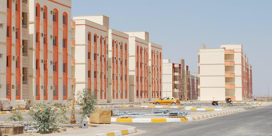 معا لتطوير العشوائيات.. 600 مليون جنيه لاستكمال تنفيذ 4 آلاف وحدة سكنية