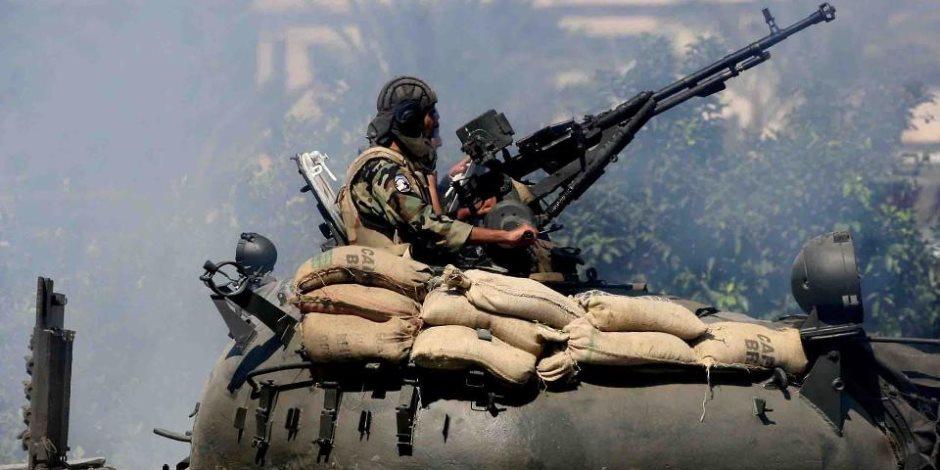 أسلحة إسرائيلية بحوزة المسلحين.. مخلفات الإرهابيين بريف القنيطرة تسقط في يد الجيش السوري
