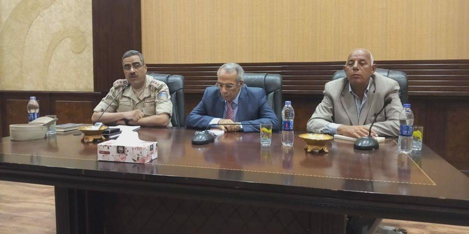ننشر أهم مكتسبات أهالي العريش من المؤتمر الجماهيري بشمال سيناء (صور)