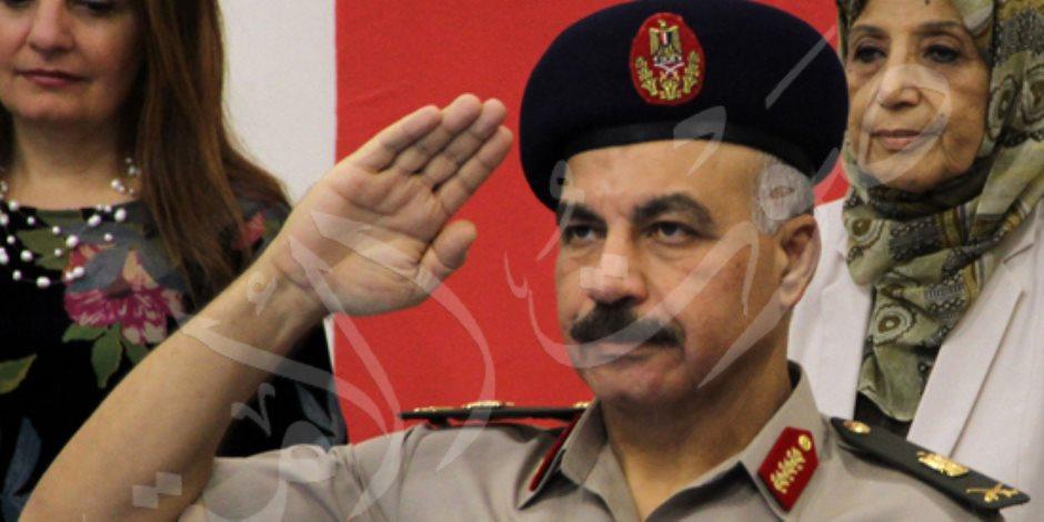 من هو اللواء محسن عبدالنبي مدير مكتب رئيس الجمهورية الجديد؟
