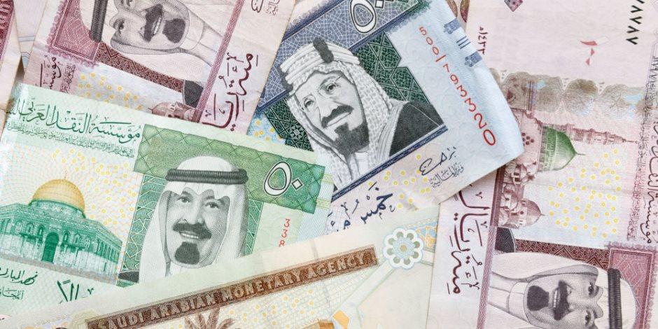 سعر الريال السعودى اليوم الثلاثاء 3-7-2018 وثبات العملة السعودية