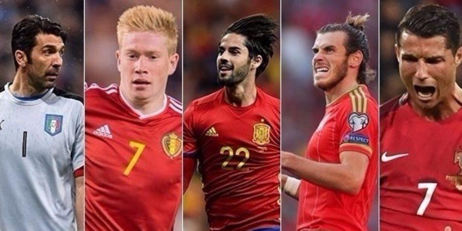 6 منتخبات أوربية في مواجهة أمريكا الجنوبية.. هل تحسم القارة العجوز كأس العالم؟