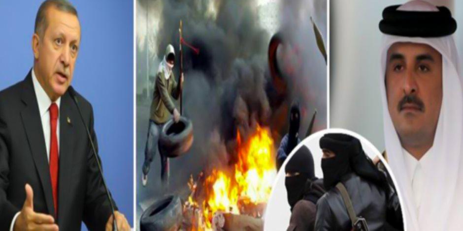 محاولة اغتيال مدير أمن الإسكندرية خير شاهد.. دور قطر وتركيا فى تمويل «إرهاب الإخوان»
