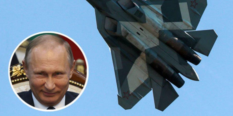 هذه الأسباب الحقيقة لإرسال روسيا أحدث مقاتلاتها لسوريا