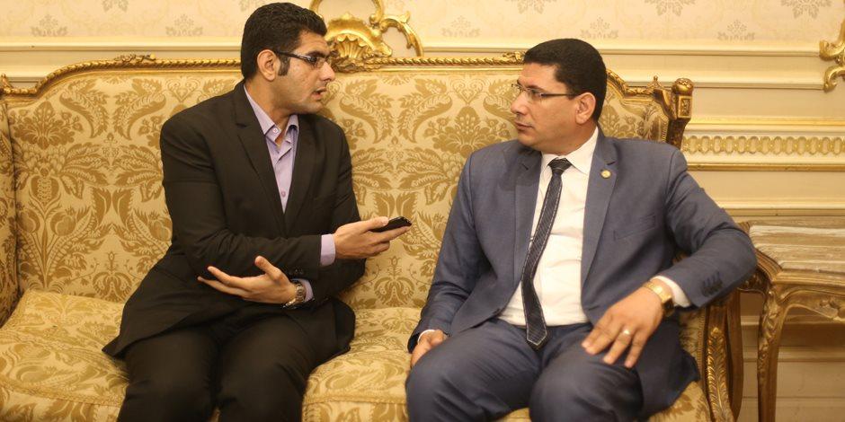 النائب بسام فليفل: فيس بوك أكبر شبكة تجسس على الشعب المصري (حوار)