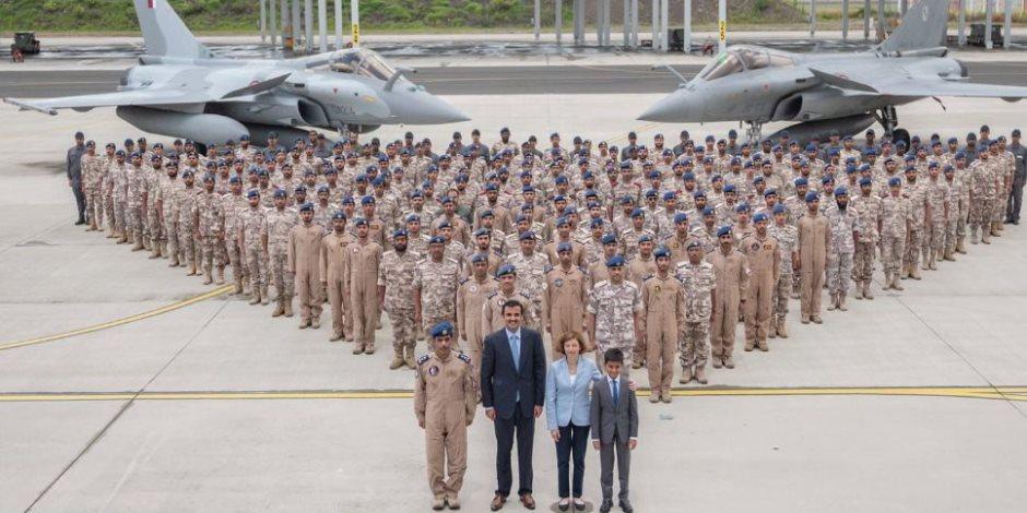 قطر تواصل الاحتماء بالغرب: «الصور ما بتكدبش»