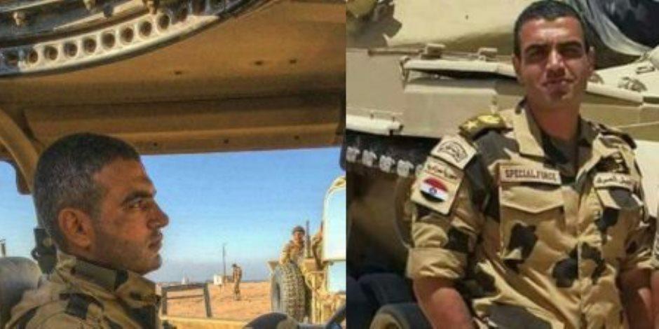 حتى لا ننسى جرائم الإخوان.. ذكرى استهداف الكتيبة 103 صاعقة واستشهاد المنسى ورفاقه