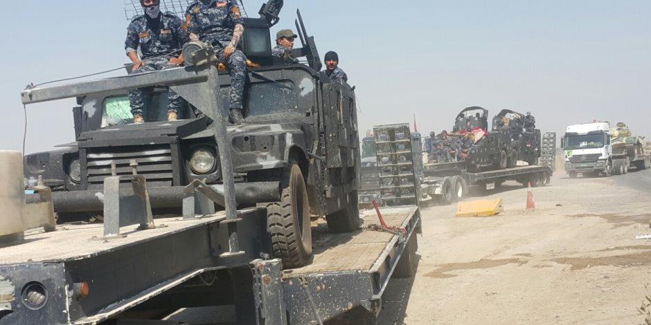 بعد إعدامات داعش الميدانية.. العراق يضرب على الحديد الساخن في ديالي