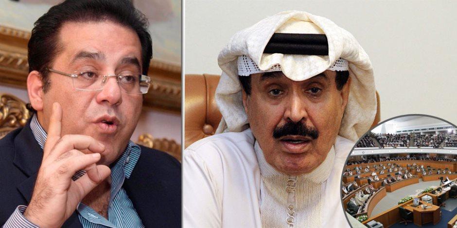 معارض تحت الطلب.. الهارب أيمن نور ينتقد أحكام القضاء الكويتي